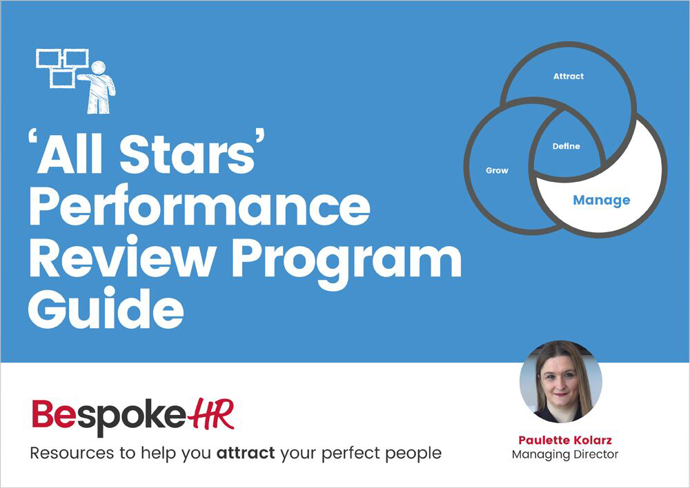 BespokeHR Performance Review Guide