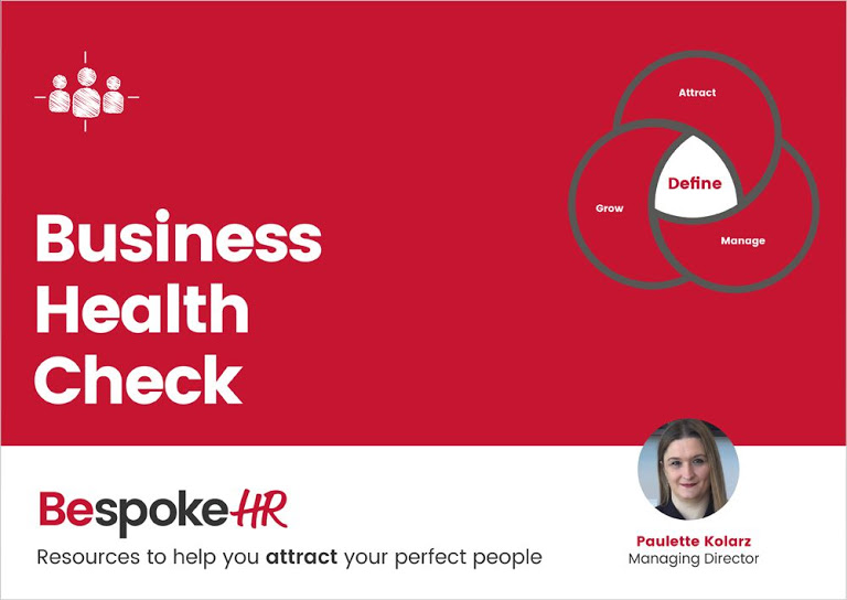 BespokeHR Business Health Check free tool